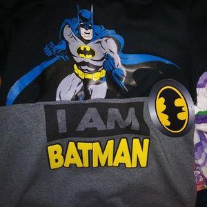 Boys Batman Tee